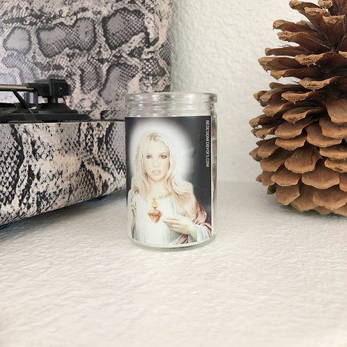 Holy Spearit Candle