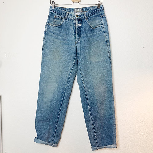 1990's Marithe +Francois Girbaud Dad Jeans