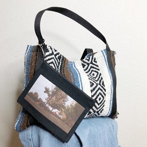 Reclaimed Dusky Deer Handbag