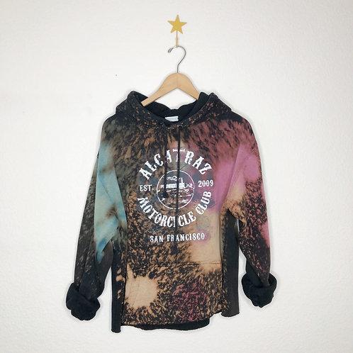 Melted Popsicle Sweatshirt: Alcatraz Motorcycle Club