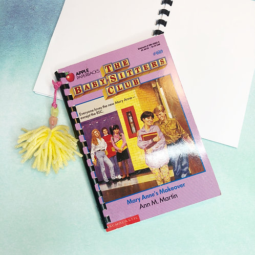 1993 Nostalgic Notebook: Babysitters Club #60