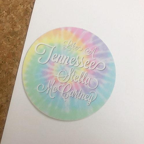 Tennessee Stella McCartney Sticker
