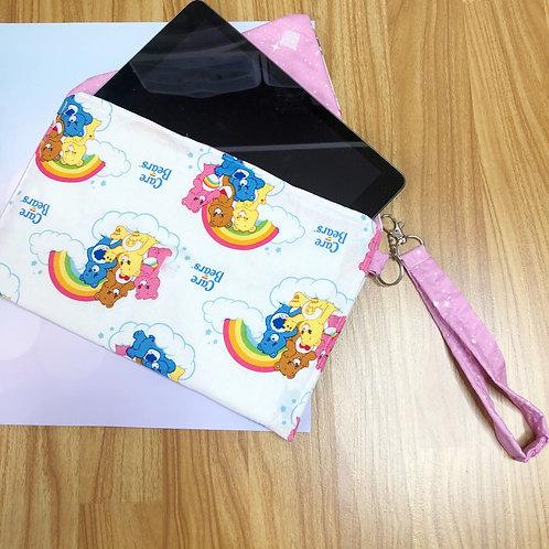 Envelope Clutch: Care Bears