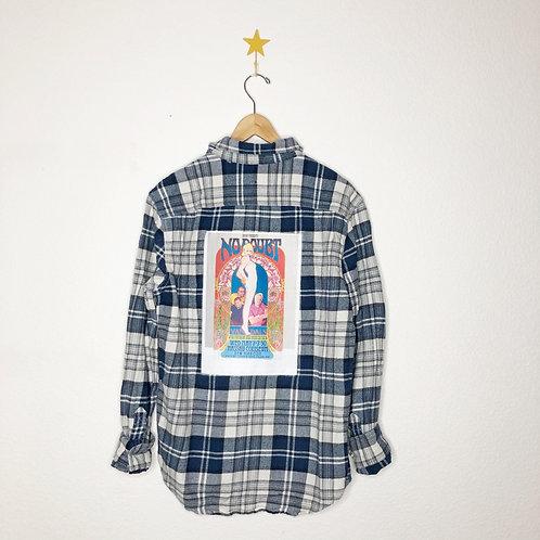 90's Nostalgia Show Flannel: No Doubt