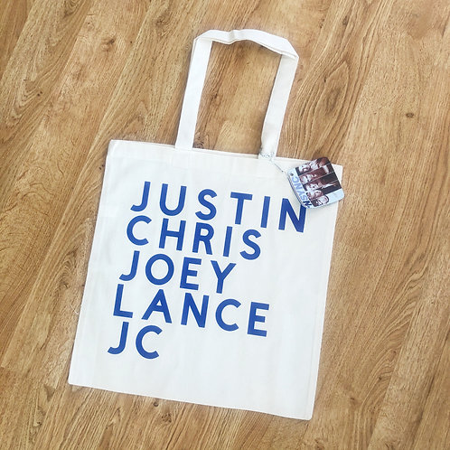 *NSync Tote Bag