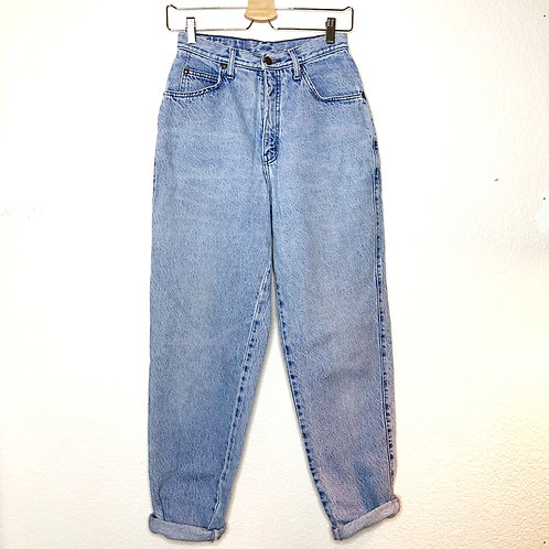 1990's Levi's Native Blue Mom Jeans
