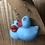Thumbnail: Rubber Ducky Earrings