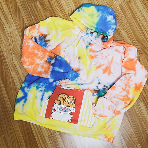 Pocket Cartoon Sweatshirt: Garfield