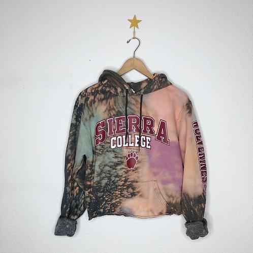 Melted Popsicle Sweatshirt: Sierra College