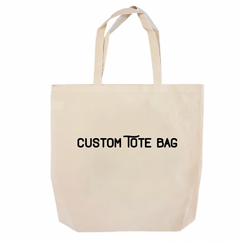 Custom Graphic Tote