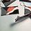 Thumbnail: Reclaimed Denim Sunset Keychain