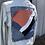 Thumbnail: Reclaimed Denim Jacket: Sunset Serenity
