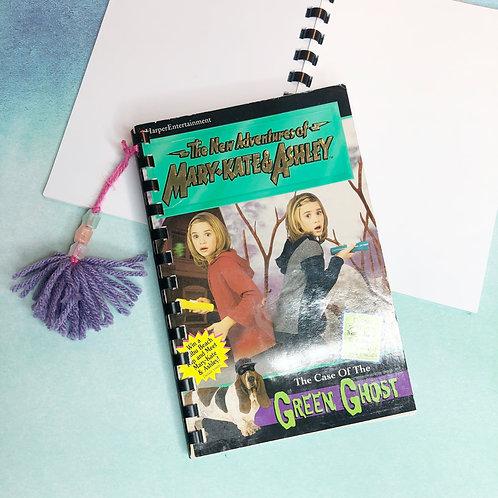 1999 Nostalgic Notebook: Mary Kate & Ashley Olsen