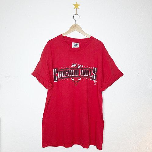 1996-1997 Chicago Bulls Tee