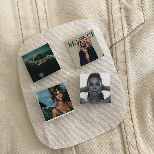 Pin Set: Beyonce