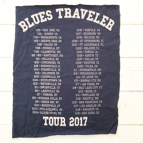 Flannel Add-On: Blues Traveler Tour