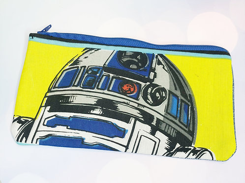 Zipper Pouch: Star Wars R2D2