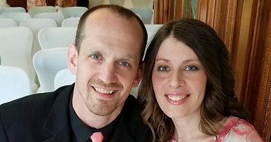 Pastor John and Kelly Bechtel