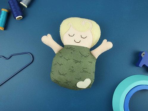 Leo Baby Doll