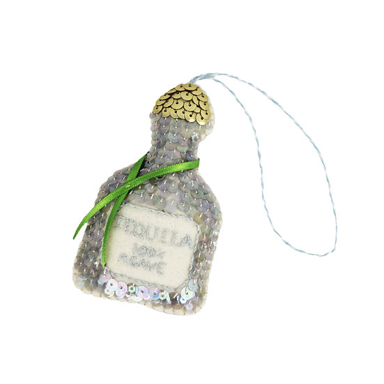 Tequila Hanging Ornament