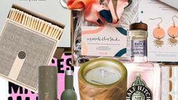 Wish List for Shopping Small - Christmas Gift Guide