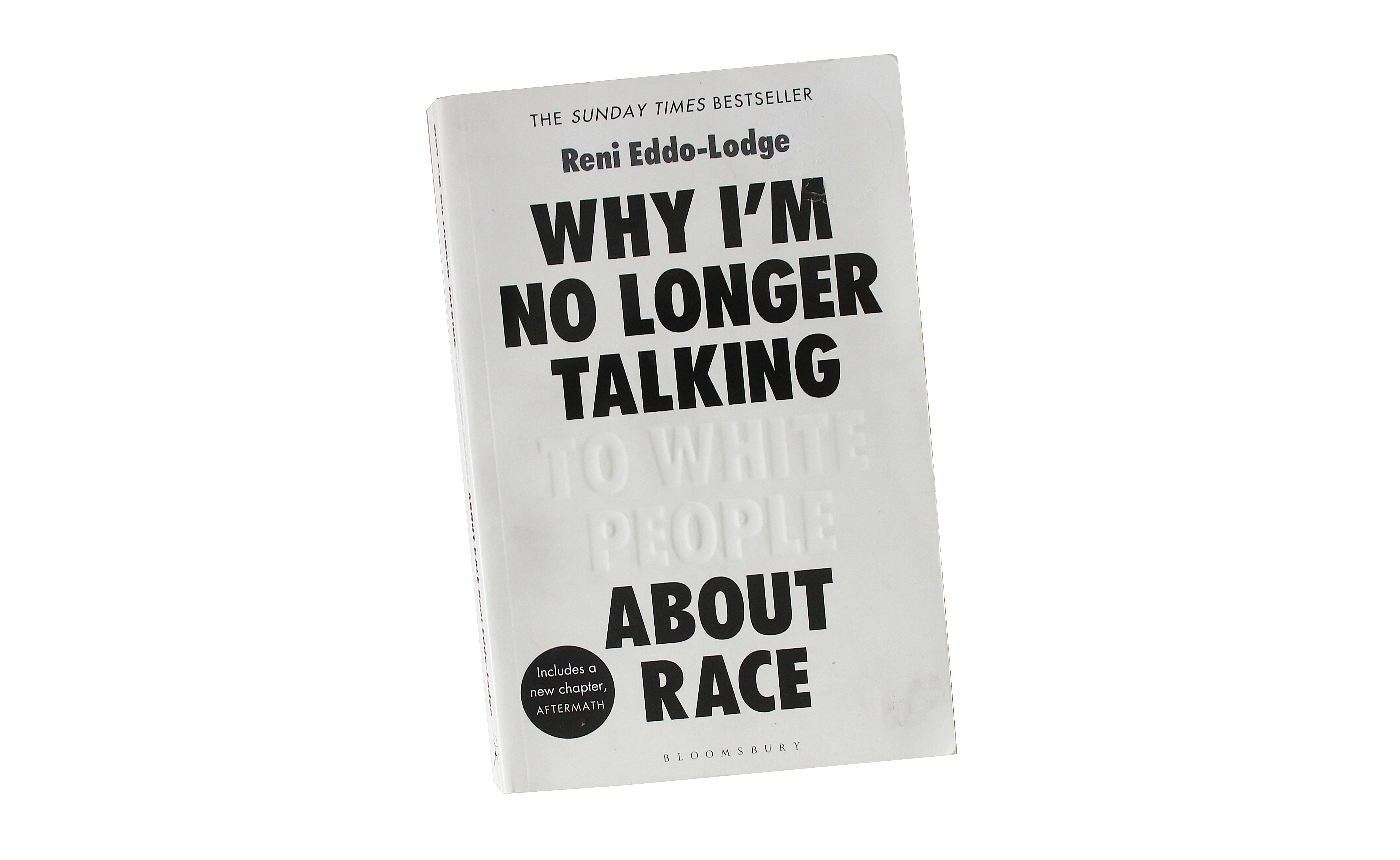 Why I'm no longer talking to white people about race.