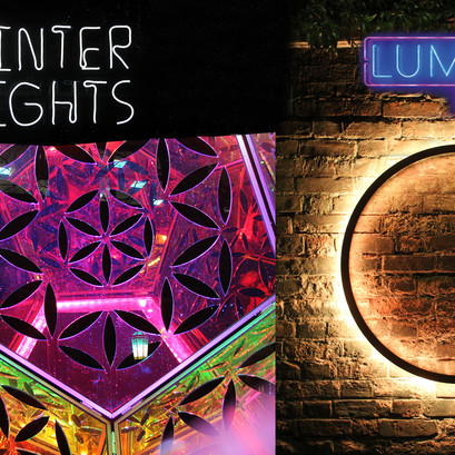 Lumiere London Vs. Winter Lights