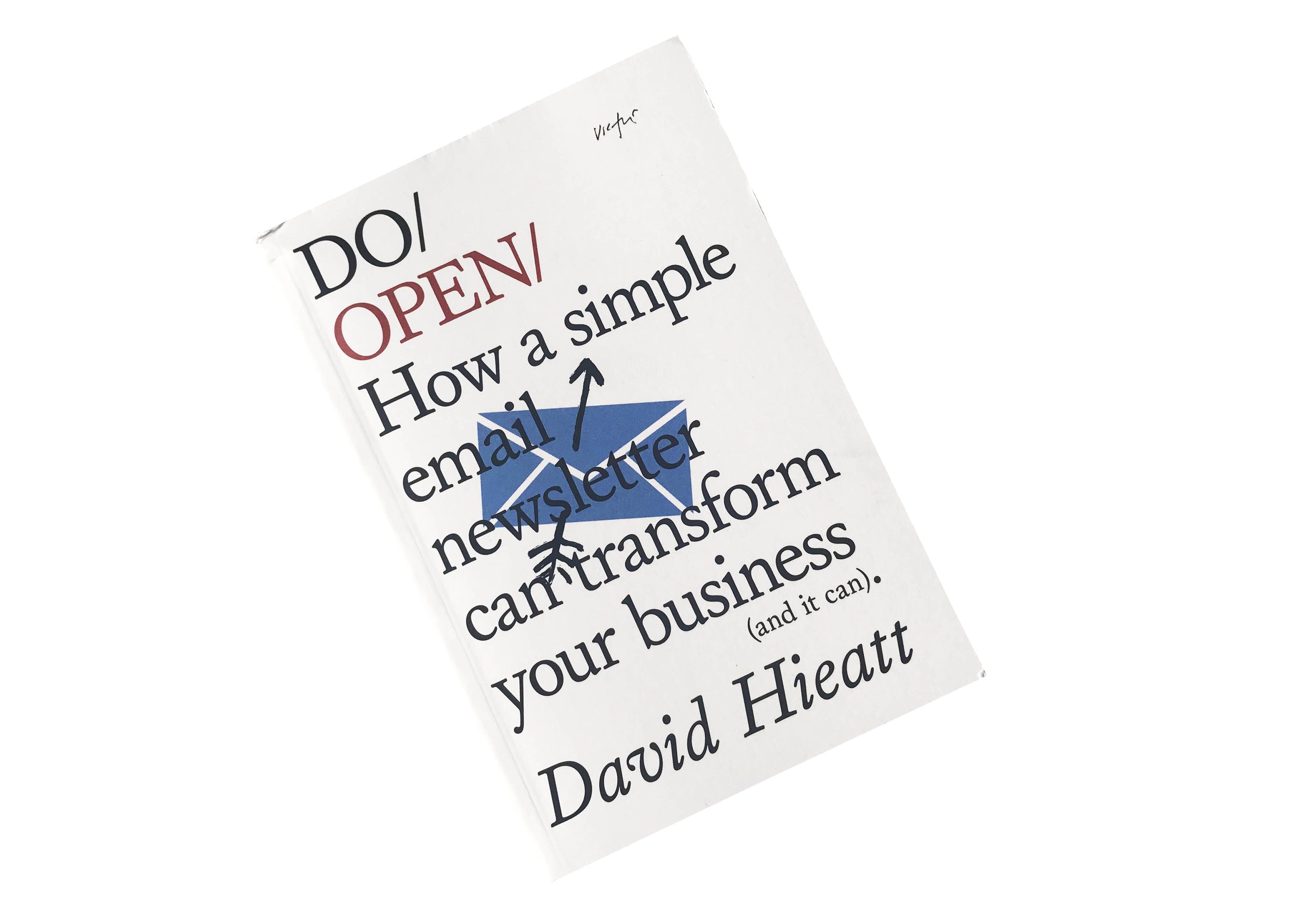 Do Open David Hieatt