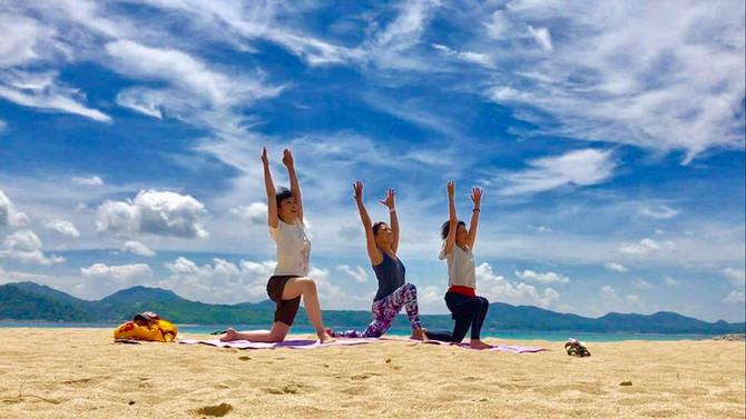 沖縄の風を感じて