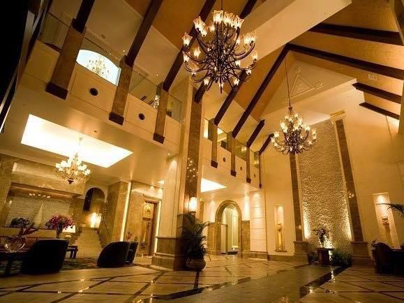 リゾートホテルで朝ヨガをしよう!