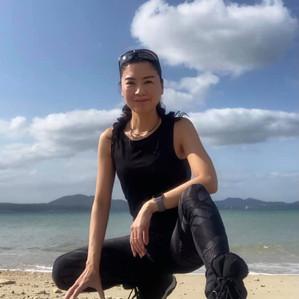 沖縄ビーチヨガ