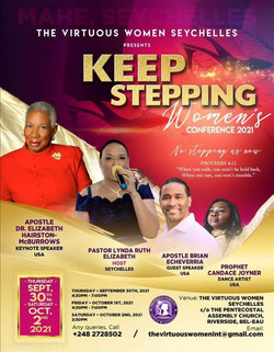 Keep Stepping Women's Conference