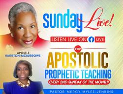 Apostolic Prophetic Teaching