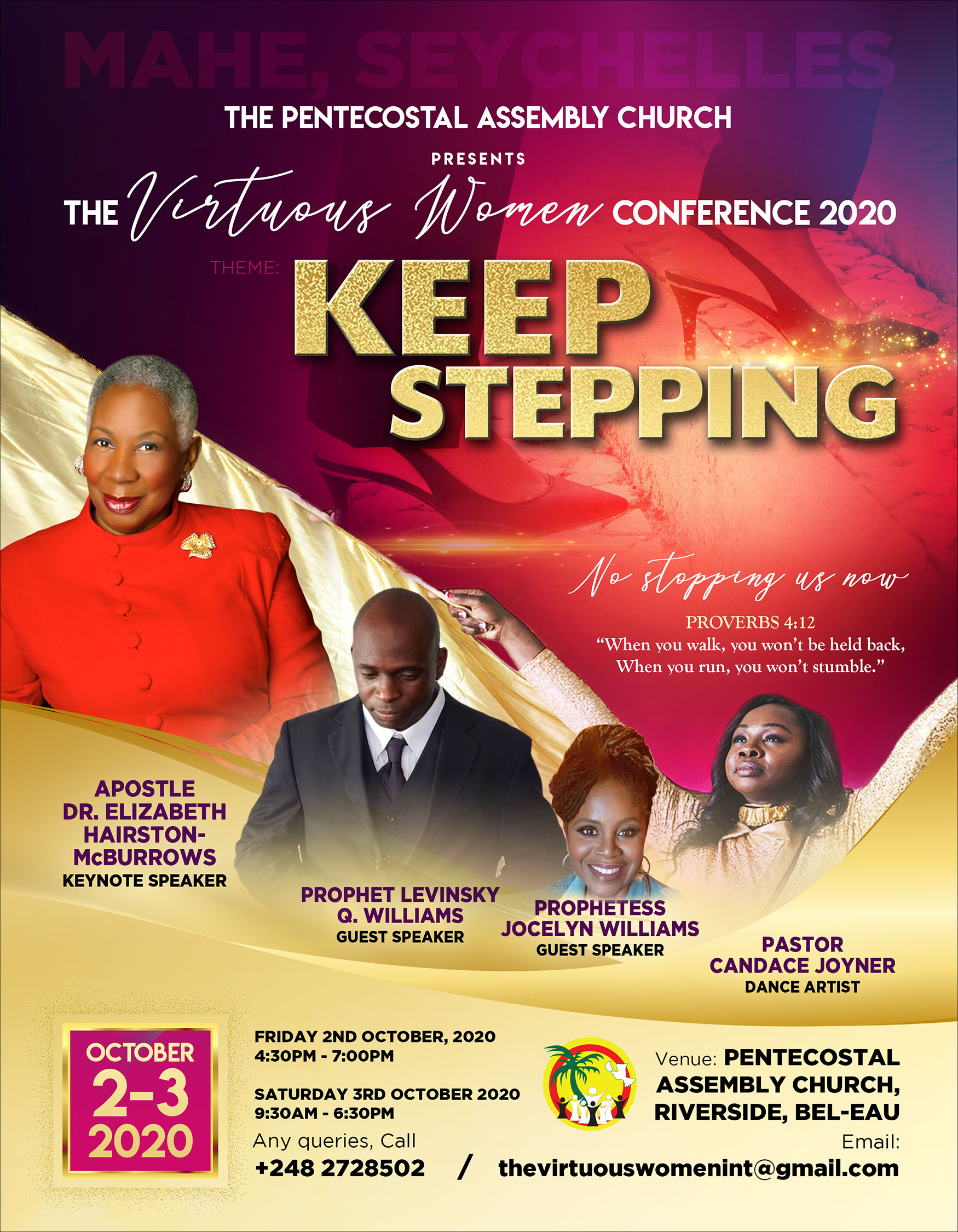 The Virtuous Women Conference 2020