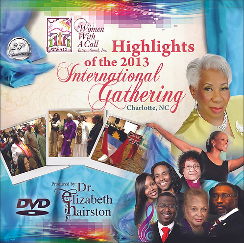 WWACI 25th ANNIVERSARY HIGHLIGHTS - DVD