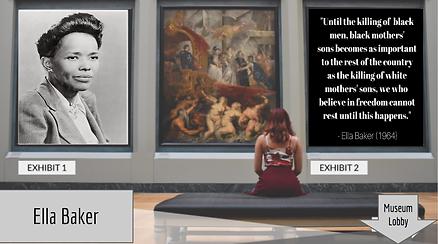 Ella Baker Gallery