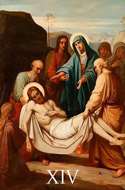XIV - Jesus é depositado no sepulcro.jpg