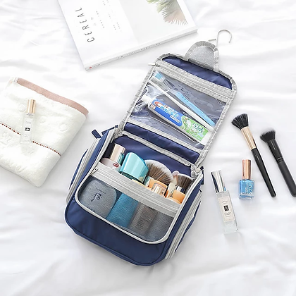 Portable Cosmetic Pouch