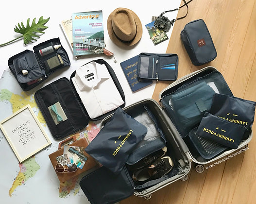 9-in-1 Ultimate Travel Set