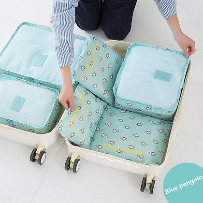 Penguin Travel Set