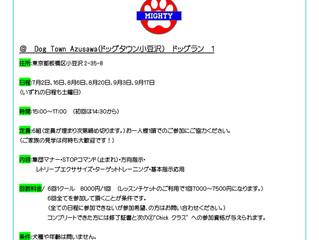 【7月からの夏期講習@Azusawa】のお知らせ