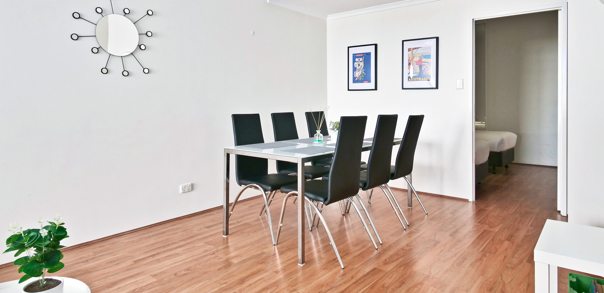 4. Dinging - Two Bedroom Penthouse - All