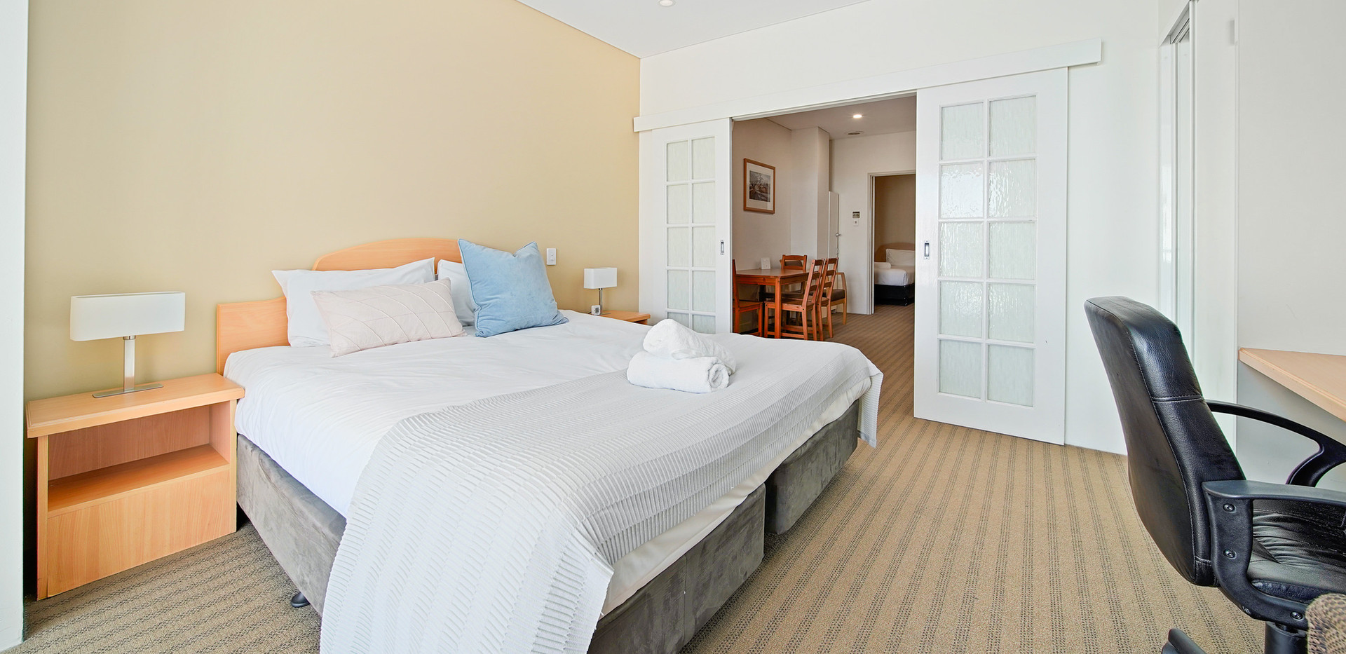 20. Main Bedroom - Two Bedroom - All Sui