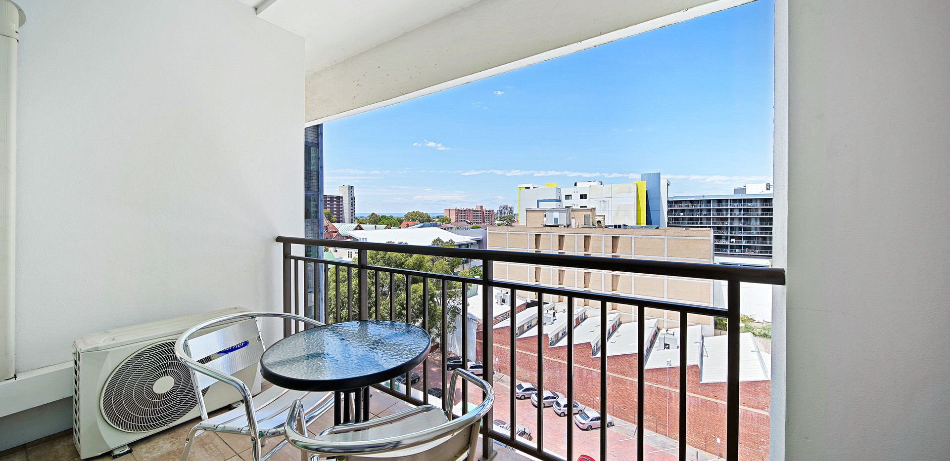 7. Balcony - Two Bedroom - All Suites Pe