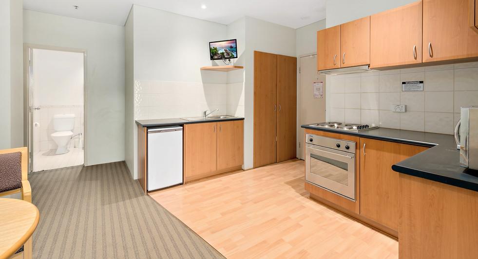 9. Kitchen Alt - One Bedroom Standard -