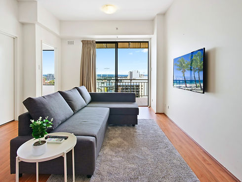 1. Lounge - Two Bedroom Penthouse - All