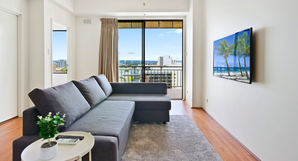 Lounge - Two Bedroom Deluxe - All