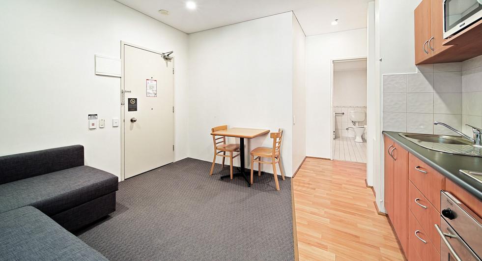 10. Kitchen Lounge Alt One Bedroom Stand