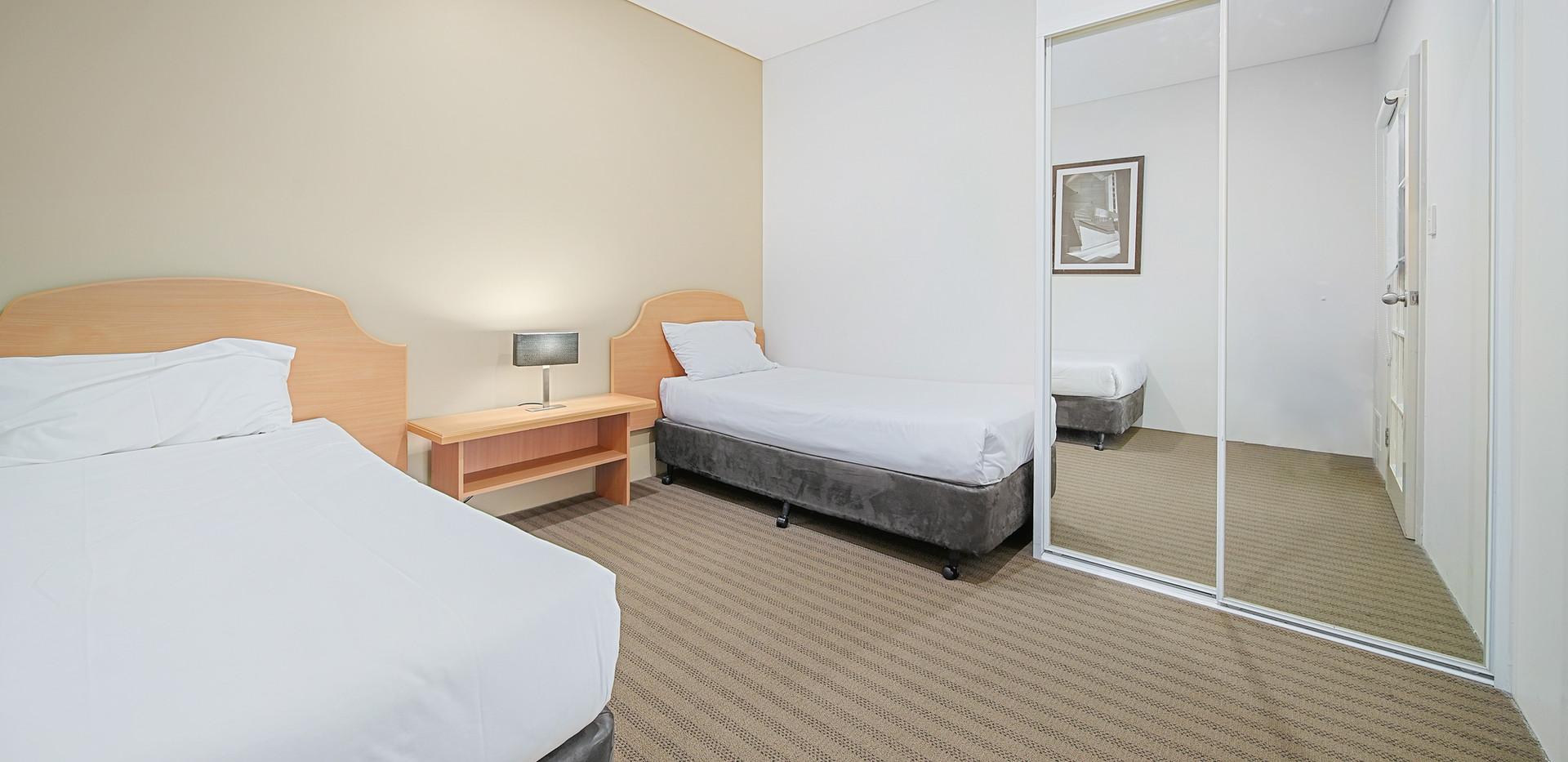 2. Second Bedroom - Two Bedroom - All Su