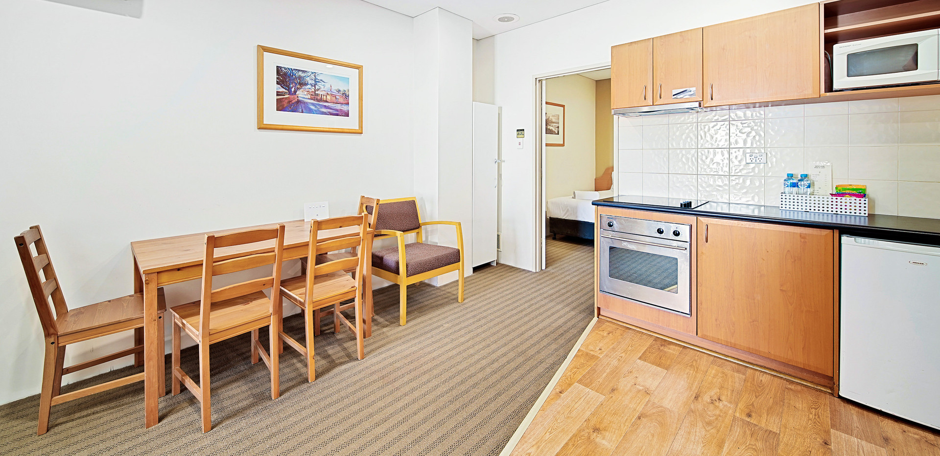 17. Kitchen Lounge - Two Bedroom - All S